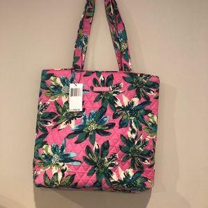 Vera Bradley Tropical Paradise pattern tote